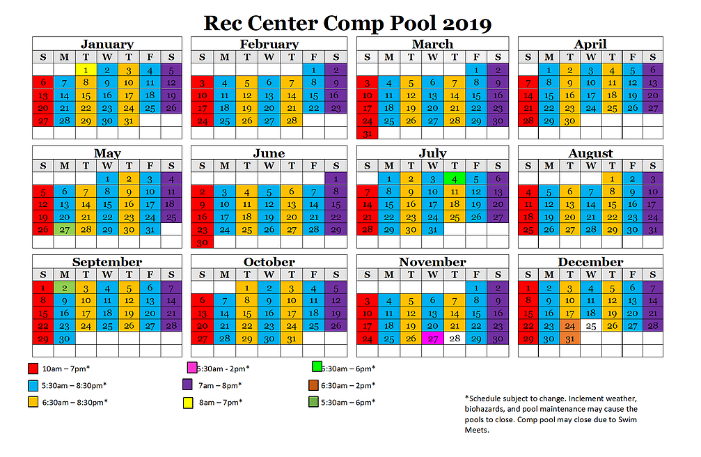 2019 Recreation Center Competition Pool (JPG)